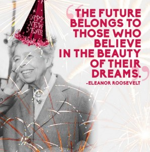 Eleanor Roosevelt Inspiration