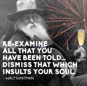 Walt Whitman Inspiration
