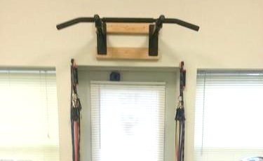 Wall Mounted Pull Up Bar – Fitness Center