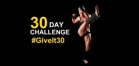 30 Day Workout Challenge – Day 8