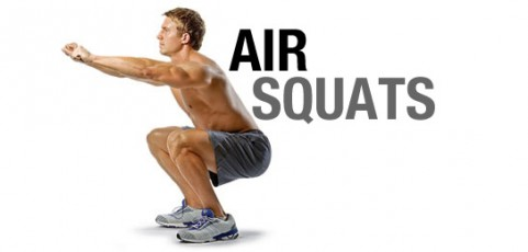 Sculpt Your Butt with Air Squats