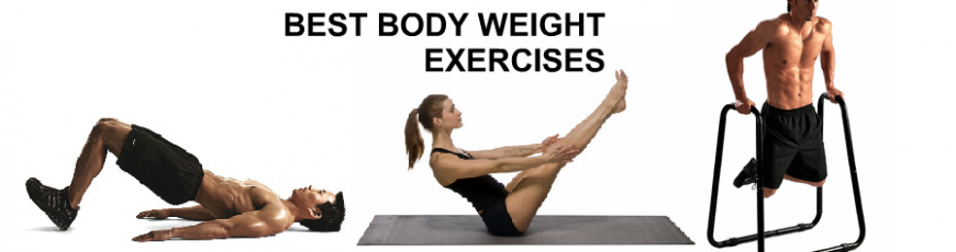 Best Body Weight Exercises