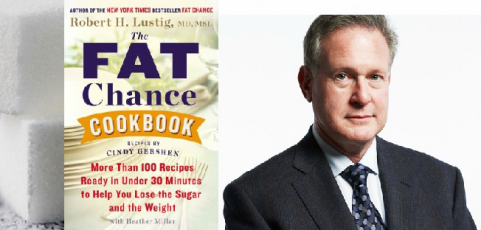 The Fat Chance Cookbook by Robert Lustig