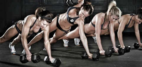 Like a Boss – 14 Fittest Crossfit Chicks