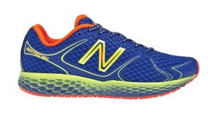 gear - new balance running shoe