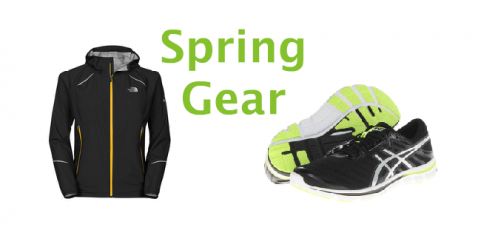 Running Gear for to Get You in Shape for Spring