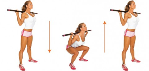 How to Squat like a Pro