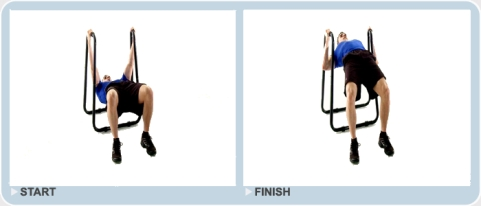 how to body weight row