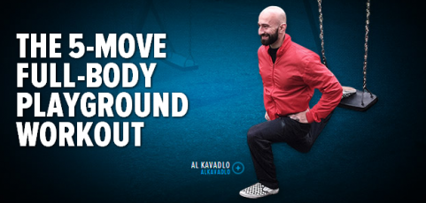 The 5-Move, Full-Body Playground Workout
