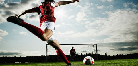 Soccer: The Hottest Way to Get Fit