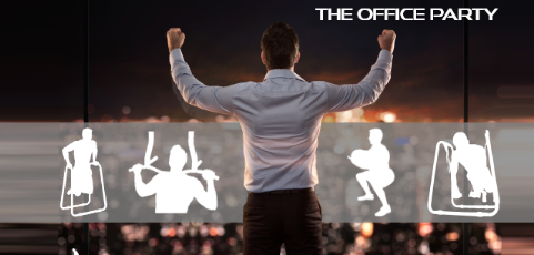 Burn While You Earn – More:  The Office Party